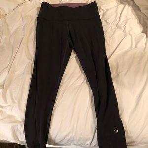 Lululemon Reversible Yoga Pants